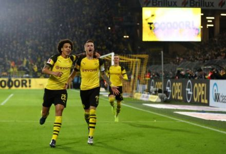 Dortmund most backed for Bundesliga title after Der Klassiker thriller