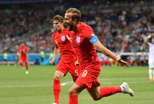 Kane overtakes Ronaldo for Golden Boot with Panama hat-trick