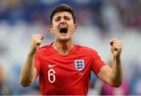 Harry Maguire dominating goal scoring betting in a World Cup semi-final