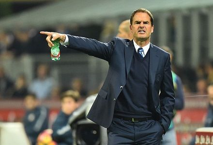 Favouring Frank: Crystal Palace and Southampton want De Boer