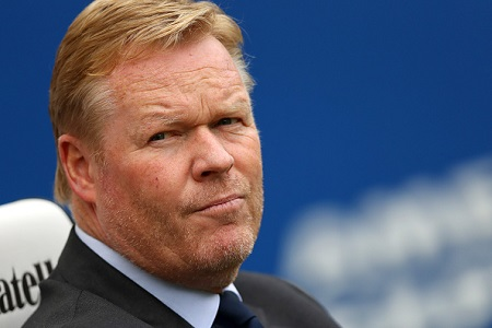 Ronald Koeman already being backed for a return to Premier League management