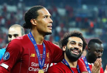 Liverpool players dominate Ballon d'Or market following European success