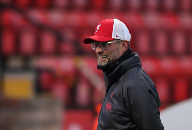 Liverpool leapfrog Man City as favourites to win Premier League title