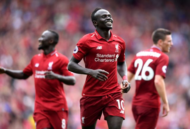 Odds dramatically cut on Sadio Mane winning the Golden Boot