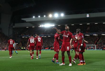 Liverpool half in price to win the Champions League following PSG win
