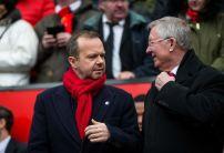Neville and Van Der Sar lead host of Man Utd legends for Director of Football role