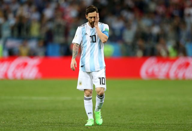 From Messi favourites to rank outsiders - How Argentina's fall from grace played out at the bookmakers