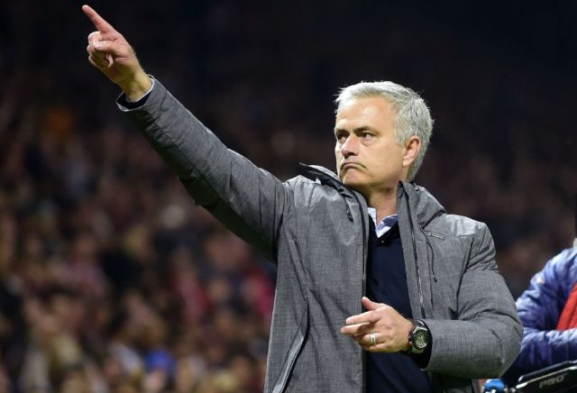 Mourinho: Top four rivals would rather be in Manchester United's position