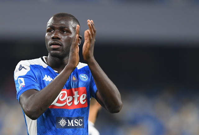 Flurry of bets placed on Kalidou Koulibaly joining Liverpool this summer