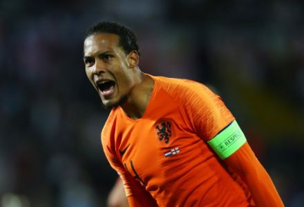 Virgil van Dijk ODDS-ON to win the Ballon d'Or following Netherlands win