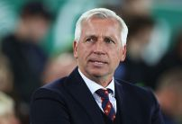 Alan Pardew sacked as Eagles manager