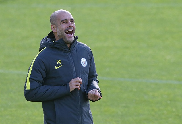 Guardiola returns to Man City drawing board