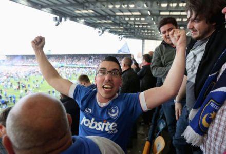 Oddschecker punters win big on Pompey