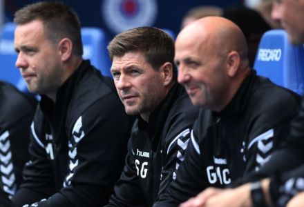What are the bookmakers saying about Rangers and Celtic's chances in the Europa League?