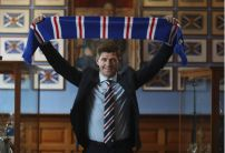 Steven Gerrard backed to win the double in his first Rangers season!