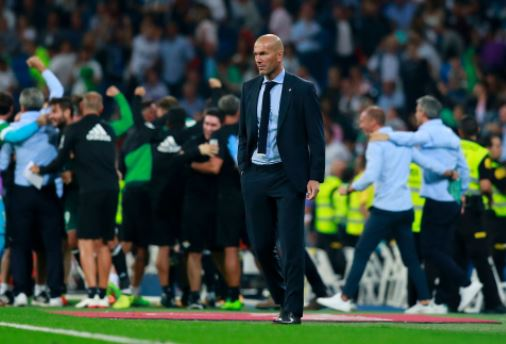 Next Real Madrid manager odds: Who is the favourite to replace Zinedine Zidane?