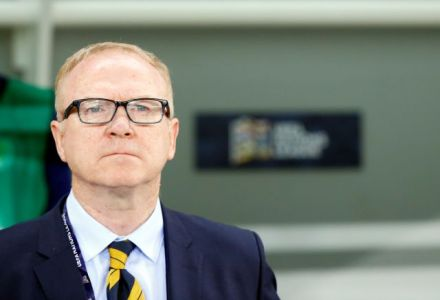 McLeish SACKED: Ex-Man Utd manager in running for Scotland job
