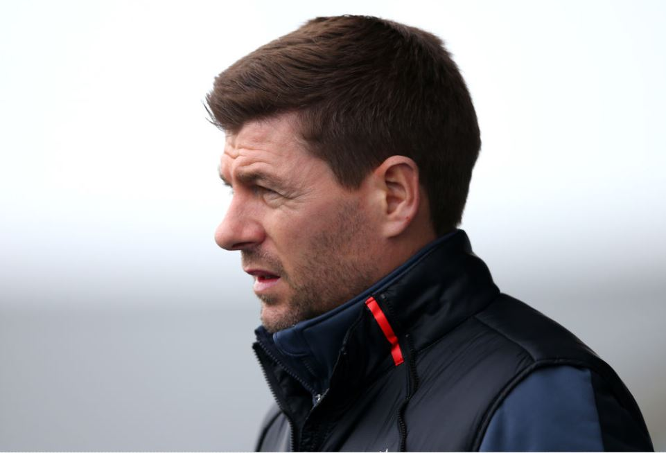 Steven Gerrard becomes shock front-runner to take over at Ipswich Town