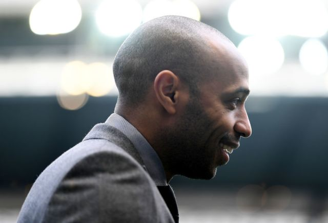 Thierry Henry backed to be the next Arsenal manager