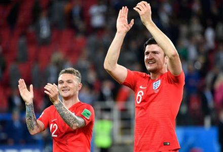 England World Cup hero set to join Napoli this summer
