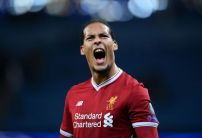Virgil van Dijk heavily backed for PFA Player of the Year
