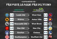 Premier League Score Predictions: WhoScored vs oddschecker Gameweek 12