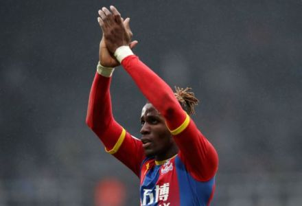 Leading German side FAVOURITES to sign £65m rated Wilfried Zaha