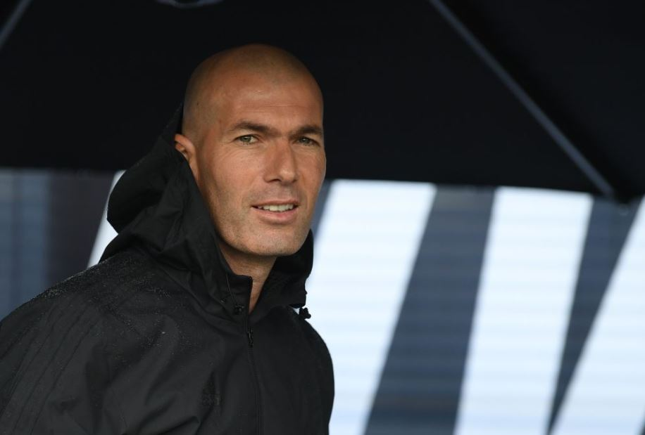 Zinedine Zidane is the NEW FAVOURITE to take over at Manchester United