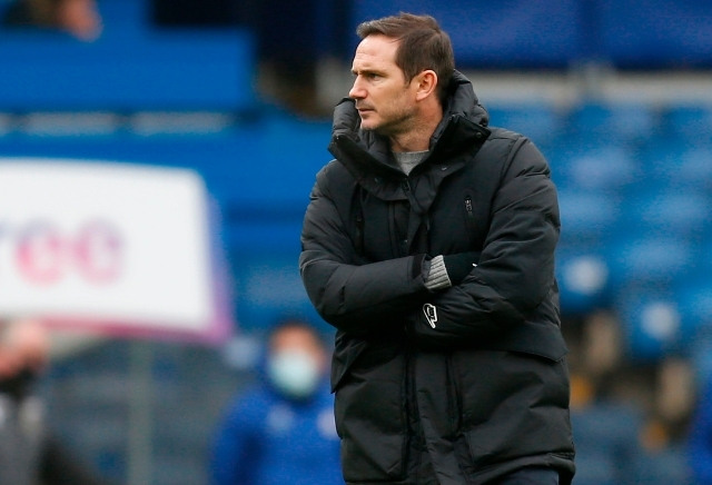 Sack race odds: Frank Lampard now ODDS-ON to be next Premier League manager to leave