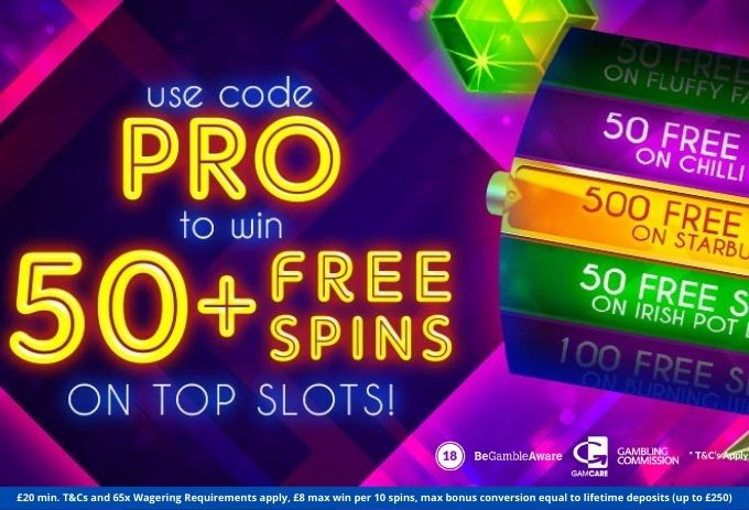 Free Spins for Existing Customers: Top Offers in July 2021
