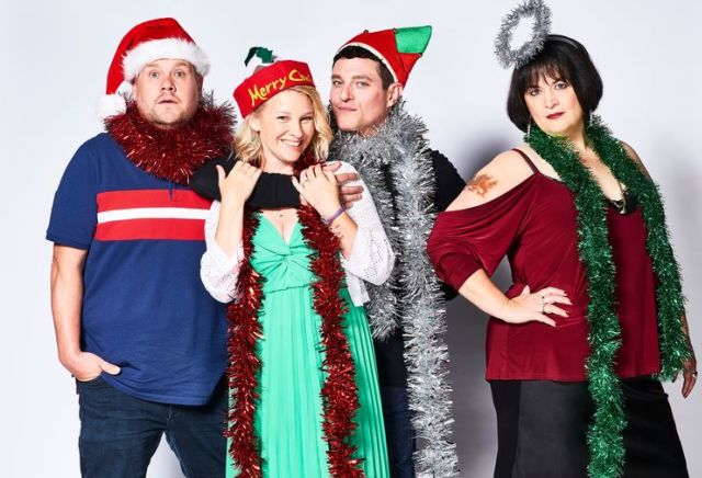 New Gavin and Stacey odds-on to be the best rated Christmas show this year