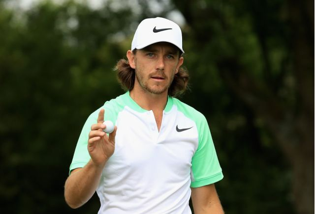 Tommy Fleetwood's odds tumble for the Open Championship
