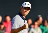 The Open: Defiant Justin Rose charges back into contention