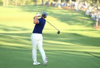 American slashed from 28/1 into 5/1 favourite to win the Masters