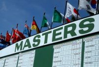 30/1 shot the best backed Englishman to win the Masters