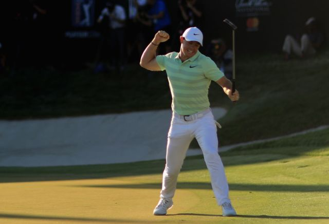 Magnificent McIlroy backed for US Masters