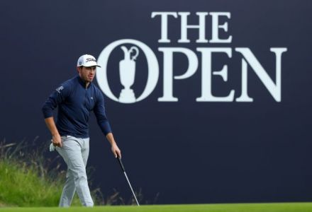 The five most backed golfers for The Open Championship