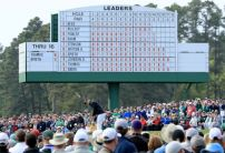 50/1 pick most backed in Masters First Round Leader market