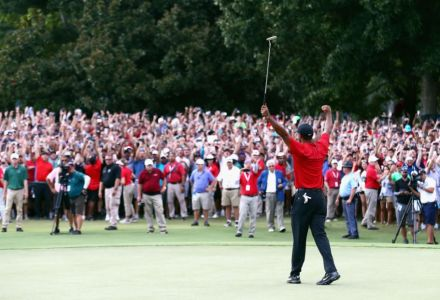Roar of the Tiger: Woods backed for future success after Tour Championship win