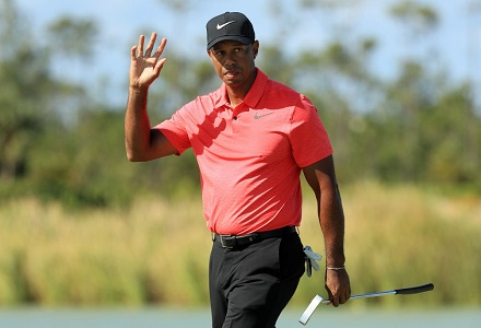 Tiger Woods backed to win The Masters after impressive comeback