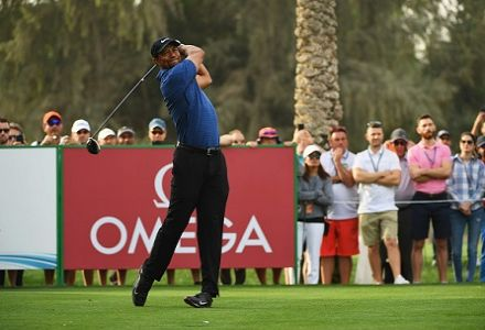 Tiger Woods makes disastrous start to the Dubai Desert Classic