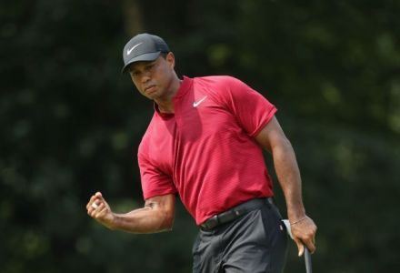 Punters pile into Tiger Woods for 2019 Masters
