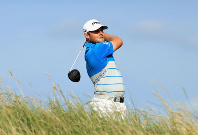 40/1 shot dominating the Open Championship Betting