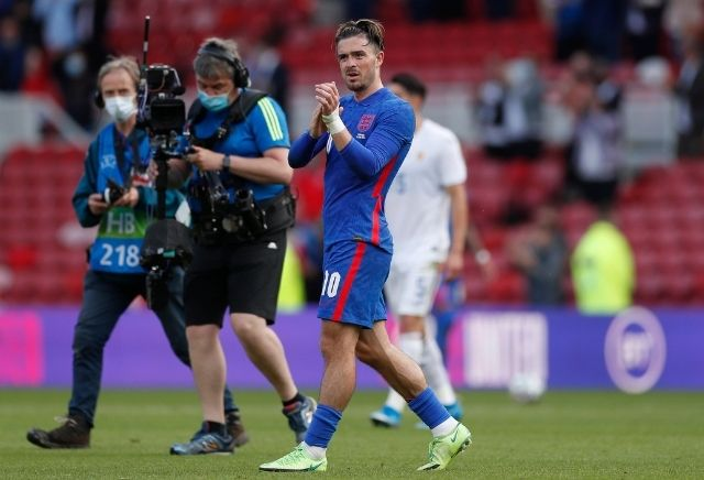 England Starting 11 Odds: Jack Grealish cut to 11/8 to start vs Croatia after impressive display in England's final warm-up fixture