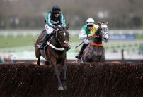 Altior wins the Arkle by six lengths
