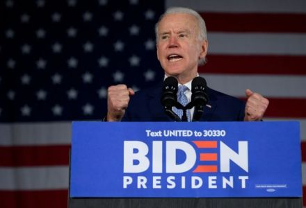 2020 US Election Odds: £200m staked on Trump vs Biden as election breaks betting record