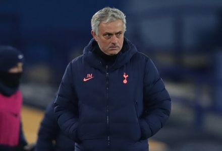 Next manager to be sacked: Jose Mourinho's now FAVOURITE following today's defeat