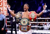 Anthony Joshua vs Tyson Fury odds: Gypsy King remains odds-on favourite in heavyweight Battle of Britain clash
