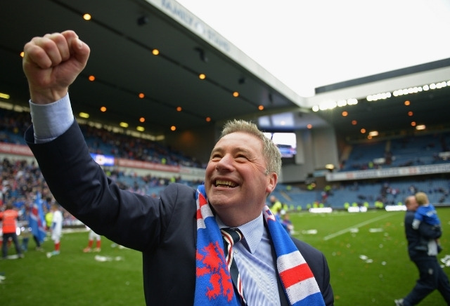 Exclusive: Rangers legend Ally McCoist discusses 'torturous' return to glory and 'legend' Steven Gerrard