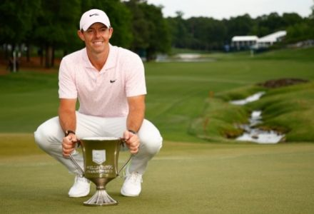 PGA Championship Odds: Rory McIlroy cut into favourite after victory at Quail Hollow